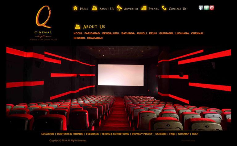Q Cinemas - Gold Souk Grande - Kochi Buzz
